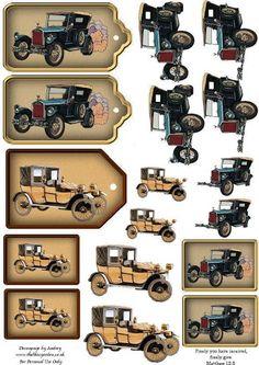 ARTESANATO SOL ARTE DIGITAL - Antique automobiles