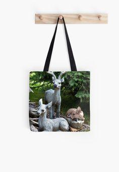 Deer Three! by Sandra Foster