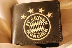 Handmade Classic Bi Fold Leather Wallet Minimal Wallet Wallet