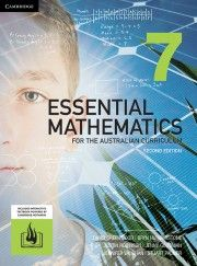 Essential Mathematics for the Australian Curriculum (2nd edition) - Year 7