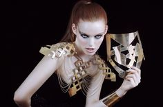 Gustavo Helguera Jewelry S/S 2014 by Jvdas Berra, via Behance