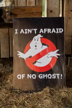 Ghostbusters Halloween Party with Awesome Ideas via Kara's Party Ideas | KarasPartyIdeas.com #HalloweenParty #Party #Ideas #Supplies (3)