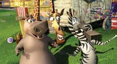 Madagascar 3has beatenAlien offshoot Prometheus to top the US box office.  Madagascar 3: Europe's Most Wanted had took nearly $60.4 million (£38.8 million) over the weekend, according to studio estimates.    Prometheus, starring Noomi Rapace, Michael Fassb