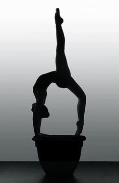 ballet dancer...