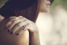 Love the hat & rings... could be great for an engagement session!