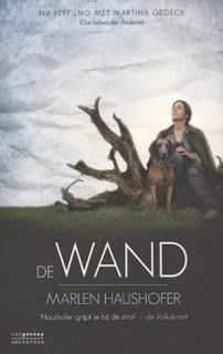 Over Boeken, enzo ...: De wand – Marlen Haushofer