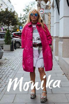 STREET STYLE: NA NIEPOGODĘ Blond, Kimono Top, Street Style, Room, Women, Fashion, Bedroom, Moda, Urban Style