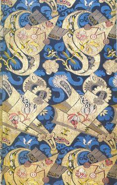 'Bizarre Silk' French ca 1710-1750