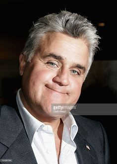 Chat show host Jay Leno arrives for the Premiere of HBO's Documentary 'My Uncle Berns' on July 20, 2004 at the Museum of Tolerance, in Los Angeles, California.