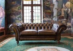 Chesterfield leather sofas, bespoke traditional leather sofas, Chesterfield sofa bed
