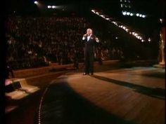 Frank Sinatra -- Strangers in The Night - YouTube Love this song.