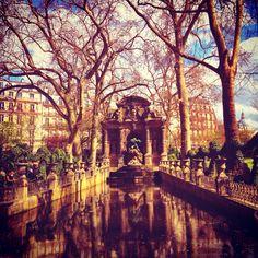 #paris #jardinduluxembourg