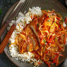 Chicken Portuguese Style