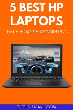 If you need to buy a business laptop, make sure you have to choose the best HP Laptops with the broad business working features. #hplaptops #laptops