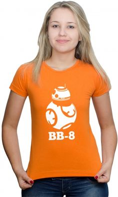 camiseta - bb-8 - Camisetas Personalizadas,Engraçadas|Camisetas Era Digital #starwars #camisetas #bb8
