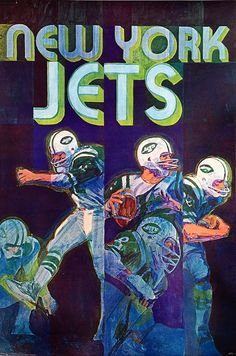 Pro Football Journal: 1972 Stancraft NFL Posters by George Bartell