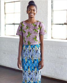 Suakokobetty  Liberian fashion Designer's Design