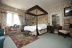 Hunterston House, film location in Scotland.