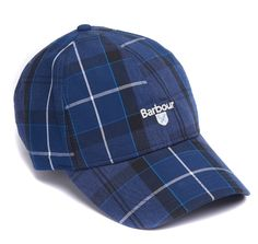 A bold update on our classic sports cap, this version is rendered in our classic tartan for the perfect mix of tradition and contemporary style. Detailed with a branded slide adjuster to the back, the cap is finished with an embroidered shield logo to the front.