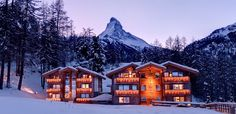Hotel Mattiol, Zermatt, Switzerland: Design, style, charm and exquisite cuisine in the Swiss alps