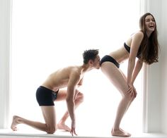 Shreddies: Flatulence-Filtering Underwear - Shreddies are undies that contain a carbon filter that absorbs gas odors. The ad campaign is surprisingly sexy. You Have No Idea, Let It Be, Shreddies, Performance Marketing, New Underwear, Under Pants, My Boyfriend, Boyfriend Gifts, Funny Photos