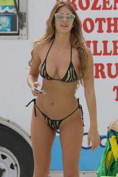 Melissa Castagnoli in bikini #celebrity #bikini #melissa #hot
