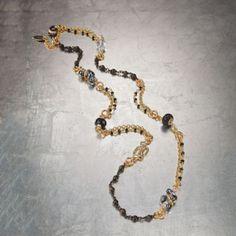 Karyn's Quartz & Crystal Necklace