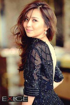 Kathryn Bernardo is a Filipina beauty. Kathryn Bernardo Debut, Tina Dutta, Debut Gowns, Filipina Beauty, Daniel Padilla, Asian Hair, How To Look Classy, Classy Women, Fashion Beauty