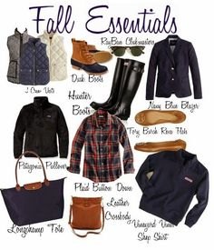 Fall Essentials--- take preppy style! Fall Winter Outfits, Autumn Winter Fashion, Early Fall Outfits, Look Fashion, Womens Fashion, Fashion Trends, Estilo Preppy, Looks Jeans, Mein Style