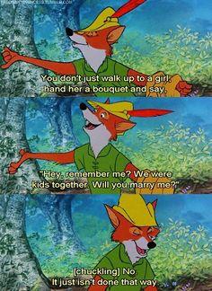 My favorite Robin Hood.