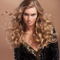 How to dry hair without hairdryer: Glamorous waves hairstyle - how to dry hair without hairdryer - Woman And Home