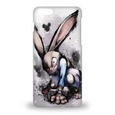 "Apple Iphone 6 6s 4.7"" Zootopia Crazy Judy Phone case anime Hard shell – Goolcase"