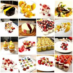This Week new desserts by Pastry Chef Antonio Bachour, via Flickr