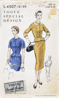 Vogue Special Design S-4507