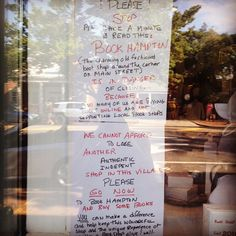 Hope the community comes to their rescue #lovelocal #indiebookstores #easthampton