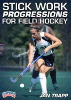 Stick Work Progressions for Field Hockey - with Jan Trapp,  Messiah College Head Coach; over 500 career victories;  2010 NCAA Division III National runner-up; 10x MAC Conference Coach of the Year;  Featuring the Messiah College Coaching Staff