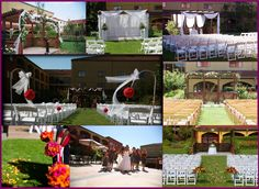Some of our many beautiful wedding ceremonies, here at the DoubleTree by Hilton Sonoma Wine Country!