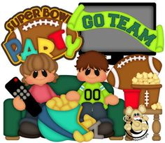 Super Bowl Party - Treasure Box Designs Patterns & Cutting Files (SVG,WPC,GSD,DXF,AI,JPEG)