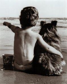 Best Friends #children #dog #dublindog