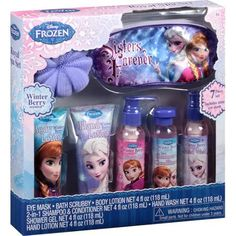 Disney Frozen Royal Spa Set, 7 pc $9.88 for p/u onlly in Livonia!