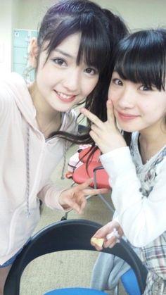 モーニング娘。 - 道重さゆみ Michishige Sayumi、石田亜佑美 Ishida Ayumi