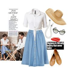 """""""An Audrey-nary Date Night"""" by mplusk on Polyvore"""