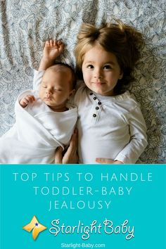 Top Tips To Handle Toddler-Baby Jealousy Is your toddler jealous of your new baby? Sibling jealousy is a common issue for toddlers and it can be really worrying and difficult to deal with. Toddlers aren't exactly known for their understanding nature, so when a new baby brother or sister arrives, it's common for them to act out and fight for your attention. So, what exactly does toddler-baby jealousy entail and how should you handle it? Read on to find out...