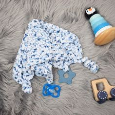 Crochet Security Blanket, Baby Afghan Crochet, Crotchet Patterns, Crochet Blanket Patterns, Beginning Crochet, Ring Der O, Creative Knitting, Holiday Crochet, Crochet Instructions