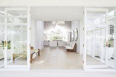 Three Birds House Eight / White Oiled / Sydney - Timber Flooring Project Coastal Living Rooms, My Living Room, Living Room Decor, Living Area, Small Living, Engineered Timber Flooring, Three Birds Renovations, Modern Coastal, Home Reno
