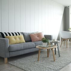Pure Nordic design in Bettine's house in Norway | live from IKEA FAMILY