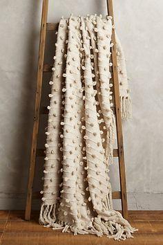 Palomita Blanket from Anthro.