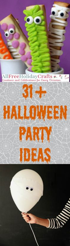 Three Little Pumpkins Halloween Centerpiece DIY Halloween and - halloween party centerpieces ideas