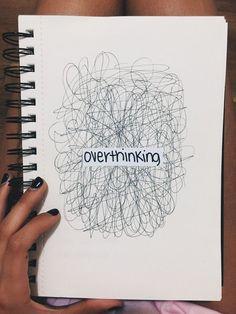 ☝ Overthinking...what I'm good at lol - #Goo... - #Goo #good #I39m #LOL #Overthinkingwhat #tekenen