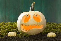 26 Easy Pumpkin Carving Ideas for Halloween 2019 - Cool Pumpkin Carving Designs and Pictures Zombie Pumpkins, Funny Pumpkins, Halloween Pumpkins, Halloween Crafts, Halloween Decorations, Halloween Quotes, Funny Pumpkin Carvings, Amazing Pumpkin Carving, Carving Pumpkins
